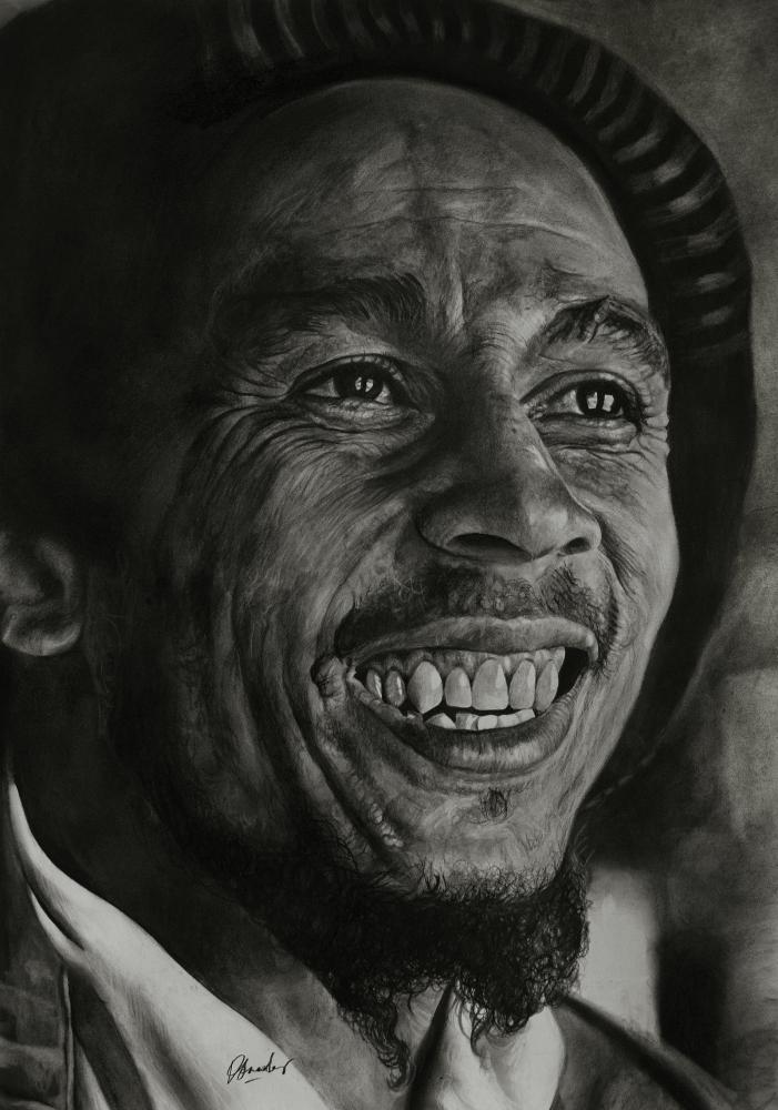 Bob Marley by boonie1974
